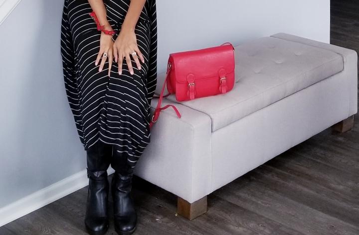 Look Comfy – Cozy – Chic atHome